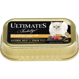 Photo of Ultimates Indulge Whitemeat Tuna With Flaked Salmon 85g