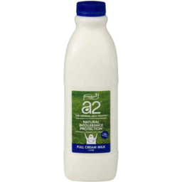 Photo of A2 Full Cream Milk 1lt