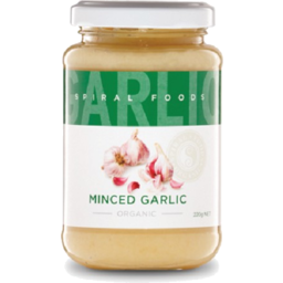 Photo of Minced Garlic 220g