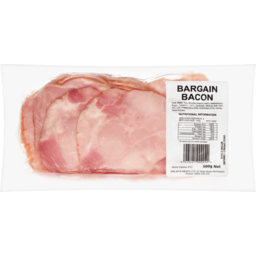 Photo of Hellers Bargain Bacon 500g