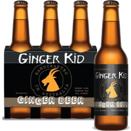 Photo of Ginger Kid Extra Strong Ginger Beer Stubbies