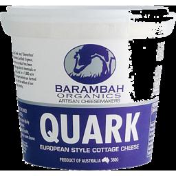 Photo of Barambah Organics Quark 360g