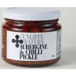 Photo of Cunliffe & Waters Aubergine & Chilli Pickle