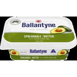Photo of Ballantyne Spreadable Lighter With Avocado Oil 250gm