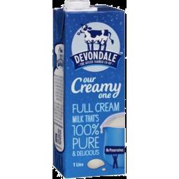 Photo of Devondale Full Cream Milk 1L