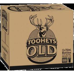 Photo of Tooheys Old Black Ale Bottles
