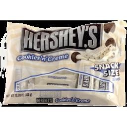 Photo of Hershey'scookies 'N' Creme Snack Size