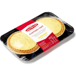 Photo of Baked Provisions Custard Tart 2pk