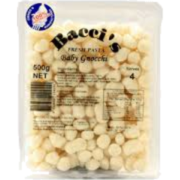Photo of Bacci Gnocchi Potato 500gm