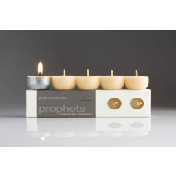 Photo of Northern Light Candles (Beeswax) - Tealight