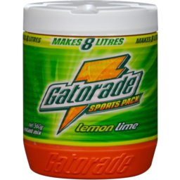 Photo of Gatorade Lemonlime Powder