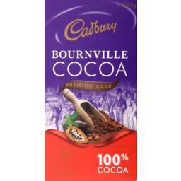 Photo of Cadbury Bournville Cocoa Premium Dark 250g