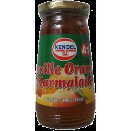 Photo of Kendel Seville Orange Marmalade