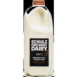 Photo of Schulz Organic Dairy Milk - Full Cream (Unhomogenised)