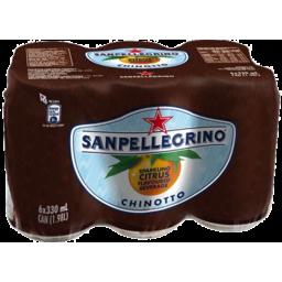Photo of San Pellegrino Chinotto 6 x 330ml