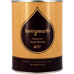 Photo of Loving Earth - Raw Cacao Powder - 300gm