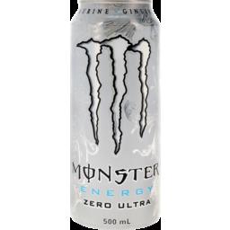 Photo of Monster Ultra 500ml