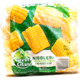 Photo of Green Giant Nibblers Mini Corn-On-The-Cob - 12 Ct