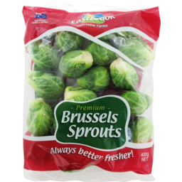 Photo of Brussel Sprouts 400g