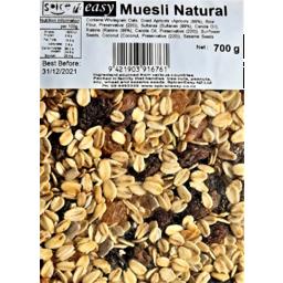 Photo of  Spice N Easy Muesli Natural 700