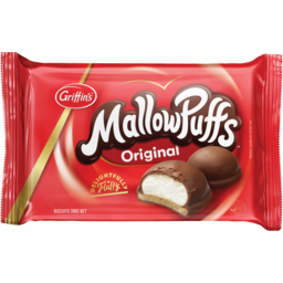 Photo of Griffins Chocolate Mallowpuff 200g