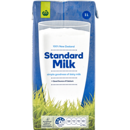 Photo of WW UHT Milk Standard 1L