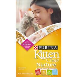 Photo of Purina Kitten Chow Pet Food Nurture 1.42kg