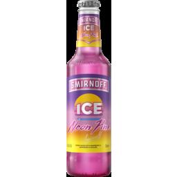 Photo of Smirnoff Ice Neon Pink Bottle