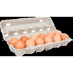 Photo of C/Frsh Egg Caged 12pk 500gm