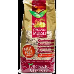 Photo of Pureharvest Cereal - Natural Muesli