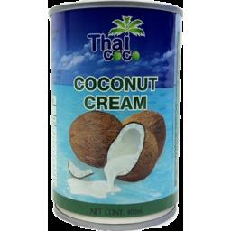 Photo of Thai Coco Coconut Cream 400ml