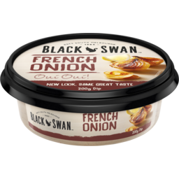Photo of Black Swan French Onion Dip 200g