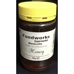 Photo of Foodworks Honey 500gm