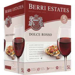 Photo of Berri Estates Dolce Rosso