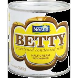 Photo of Betty Sweetened Condensed Milk