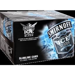 Photo of Smirnoff Ice Double Black 7%