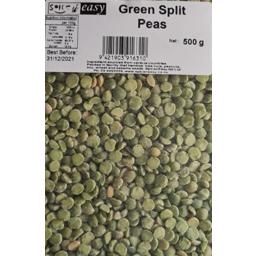 Photo of Spice N Easy Green Split Peas 500g