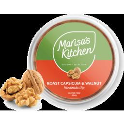 Photo of Roast Capsicum & Walnut Dip 200g