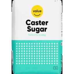 Photo of Value Caster Sugar 1kg