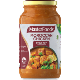 Photo of Masterfoods Moroccan Chicken Stove Top Cooking Sauce 510g