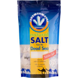 Photo of Salt - Dead Sea Salt (Coarse)