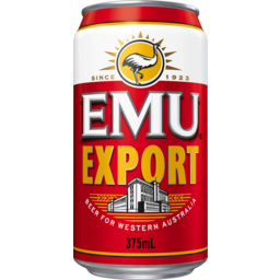 Photo of Emu Export Can