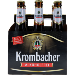 Photo of Krombacher Pilsner 0% 330ml