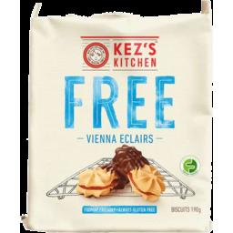 Photo of Kez's Free Gf Vienna Eclairs 190gm