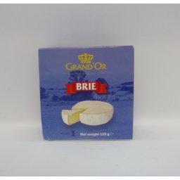 Photo of Yolo Grand'or Brie 125g