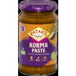 Photo of Patak's Korma Paste 290g