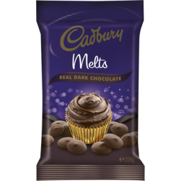 Photo of Cadbury Baking Chocolate Melts Dark 225gm