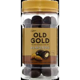 Photo of Cadbury Old Gold Chocolate Coated Almonds 310g