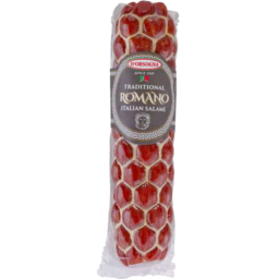 Photo of Dorsogna Romano Salami Mild 200gm