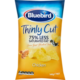 Photo of Bluebird Thin Cut Chicken 140g